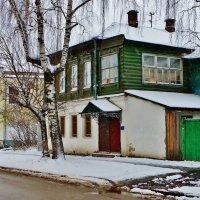Дом у дороги :: Святец Вячеслав