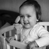Внучке почти полтора года. :: Павел Лушниченко