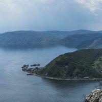 Порт Байкал. :: Ирина Малышева