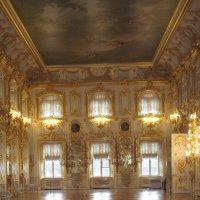 Большой Петергофский дворец. Танцевальный зал :: Маера Урусова