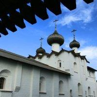 Успенская церковь :: Зуев Геннадий