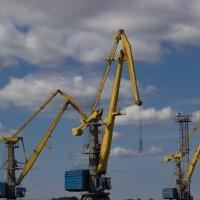 Мы пришли сегодня в порт :: Elena Ignatova