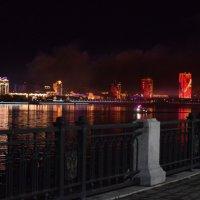Вид на Китай с Благовещенска :: Елена Пивоварова
