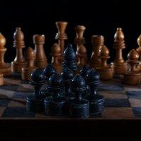 Из жизни шахмат. Триста спартанцев :: Removich ARStudio