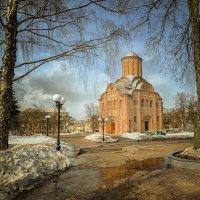 Пятницкая церковь :: Александр Бойко