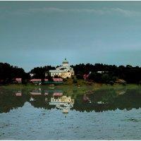 Белое море, остров Кий. :: Валентин Кузьмин