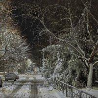 Переулок Комсомольский :: Константин Бобинский