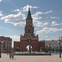Благовещенская башня. Йошкар-Ола :: MILAV V