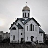 Церковь СЕРАФИМА ВЫРИЦКОГО :: Виктор Никитенко