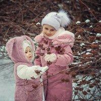 Зимняя сказка :: Надежда Антонова