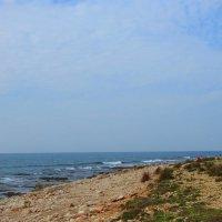 Безмолвное море,лазурное море,стою очарован над бездной твоей. :: Гала