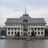 Здание администрации морского порта :: Маргарита Батырева