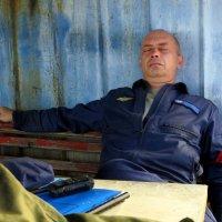 Солдат спит - служба идет :: Павел Галактионов