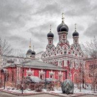 Церковь Георгия Победоносца в Ендове :: anderson2706