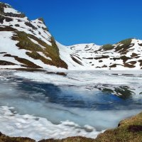 июньский снег :: Elena Wymann