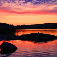 Озеро Танабай :: Штрек Надежда