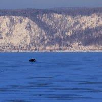 Байкал зимой. :: Андрей