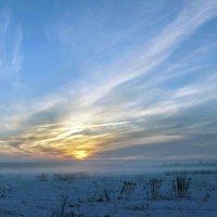 Морозное утро :: Валерий Иванович