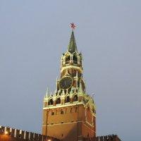 Вид Никольской башни Московского Кремля . :: Александр Качалин
