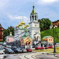 прогулка по Н.Новгороду :: petyxov петухов