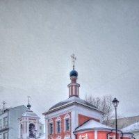 храм святителя Николая в Кленниках :: anderson2706