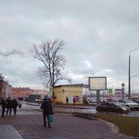 На улице в феврале :: Aнна Зарубина