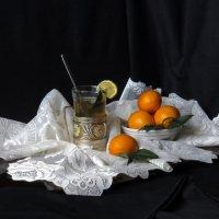 Чай с лимоном :: Наталья (D.Nat@lia)