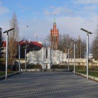 Памятник советско-польской дружбы :: Маргарита Батырева