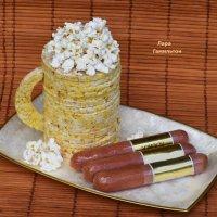 Позитивненький завтрак любимому на 23 Февраля. :: Лара Гамильтон