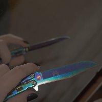 Нож :: Мария Кружалина