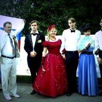 Отражение мероприятие города Новосибирска :: Вероника фотограф