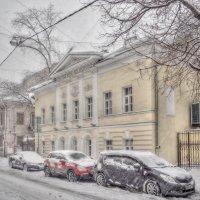 Жилой дом Урусовых-Радищева :: anderson2706