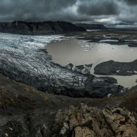 Разрушение горных пород :: Алексей Медведев