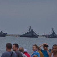 Начало парада ВМФ :: JohnConnor844 N