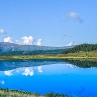 Озёра Алтая. :: юрий Амосов