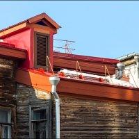 Новая крыша :: Александр Тарноградский