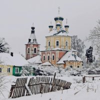 Преображенская церковь. Рогожа. :: Юрий Пучков