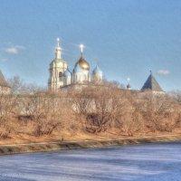 Новоспасский монастырь :: anderson2706