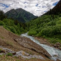 река Махар :: Дмитрий Емельянов