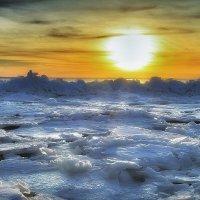 Ледяной мир :: Cергей Кочнев