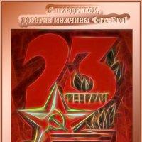 С праздником 23 февраля! :: Наталья Ильина