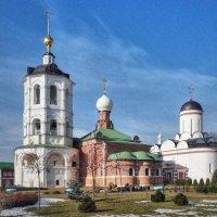 Николо-Пешношский монастырь :: anderson2706