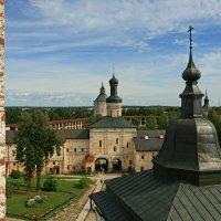 Кирилло-Белозерский монастырь :: Зуев Геннадий