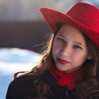 Портрет девочки :: Любовь Гулина
