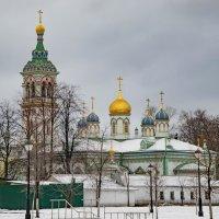 храм Николы Мирликийского на Рогожском кладбище :: Сергей Лындин