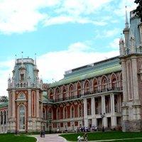Большой Царицынский дворец :: Владислав Иопек