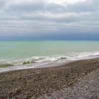 Февраль,море... :: Варвара