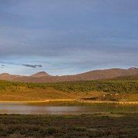Горное озеро :: Виктор Четошников