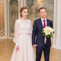 Свадьба в парке Кусково. :: Федор Морозов