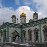 Никольский Храм :: Сергей Лындин